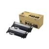 Samsung Toner CLT-P404B/ELS duopack Fekete 2x1 500 oldal (SU364A)