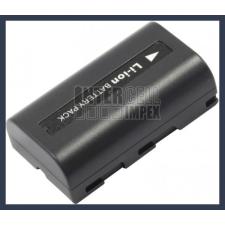 Samsung VP-DC163i 7.2V 850mAh utángyártott Lithium-Ion kamera/fényképezőgép akku/akkumulátor samsung videókamera akkumulátor