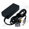 Samsung X Series 5.5*3.0mm + pin 19V 3.15A 60W cella fekete notebook/laptop hálózati töltő/adapter utángyártott