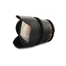 Samyang 10mm T3.1 VDSLR ED AS NCS CS II (Canon) objektív