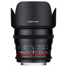 Samyang 50mm T1.5 AS UMC VDSLR (Canon) objektív