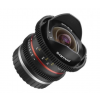Samyang 8mm T3.1 VDSLR UMC Fish-eye II (Fuji)