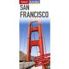 San Francisco laminált térkép - Insight