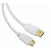 SANDBERG DisplayPort DP - HDMI kábel, apa/apa, 2m