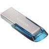 Sandisk 128GB Sandisk Ultra Flair USB3.0 kék (SDCZ73-128G-G46B)