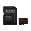 Sandisk 128GB SD micro (SDHC Class 10 UHS-I V30) Extreme Pro memória kártya adapterrel (173429)