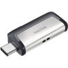 Sandisk 16GB USB3.1/Type-C Dual Drive Fekete-Ezüst Flash Drive (173336)