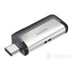 Sandisk Sandisk 16GB USB3.0/Type-C Dual Drive Fekete-Ezüst (173336) Flash Drive