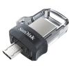 Sandisk Ultra Dual Drive m3.0 16GB Szürke & Ezüst 173383