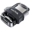 Sandisk Ultra Dual USB meghajtó 3.0 128 gigabájt