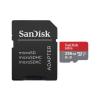 Sandisk ULTRA MICROSDXC 256GB 100MB/s C10, U1, A1 ADAPTERREL (SDSQUAR-256G-GN6MA)