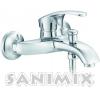 Sanimix Sanimix ALFA kád csaptelep zuhanyszettel