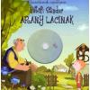 Sanoma Budapest Kiadó ARANY LACINAK - KLASSZIKUSOK RAJZFILMEN - DVD-VEL