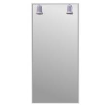 Sanotechnik ALOE 80 tükör normál világítással fürdőkellék