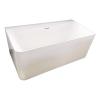 Sanotechnik Paris falsíkra állítható fürdőkád