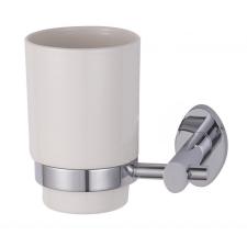 Sanotechnik Stefanie pohártartó, króm fürdőszoba kiegészítő