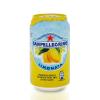SANPELLEGRINO szénsavas citromital 330 ml Limonata