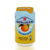 SANPELLEGRINO szénsavas ital 0,33 l Aranciata narancs