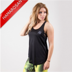 SANTA MONICA TANK TOP - BLACK/GREY (BLACK/GREY) [L]