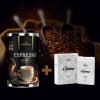 Santini espresso - FÖLDI 250 g + ingyen Giome 20 ml EDP