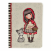 Santoro Little Red Riding Hood A6 Füzet - 808GJ03