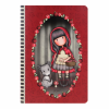 Santoro Little Red Riding Hood Varrott jegyzetfüzet - 314GJ31
