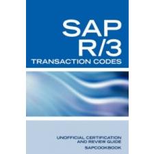 SAP R/3 Transaction Codes – Terry Sanchez-Clark idegen nyelvű könyv