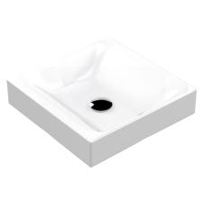 Sapho KERASAN CENTO pultra szerelhető kerámiamosdó túlfolyó nélkül, 45x45cm (354401) fürdőszoba kiegészítő
