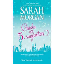 Sarah Morgan Csoda az 5. sugárúton regény