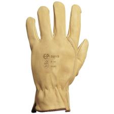 Sárga marhabőrkesztyű 11-es méretben (2211) munkavédelem