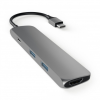 Satechi Slim Aluminum Type-C 4K Multi-Port Adapter