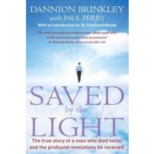 Saved By The Light – Dannion Brinkley idegen nyelvű könyv