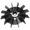 Saviplast villanymotor alkatrész Saviplast Villanymotor ventilátor lapát VA MEC 63 D10