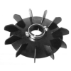 Saviplast villanymotor alkatrész Saviplast Villanymotor ventilátor lapát VF MEC 112 D40