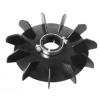 Saviplast villanymotor alkatrész Saviplast Villanymotor ventilátor lapát VF MEC 132 D40