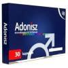 SB Pharma Pro Kft. ADONISZ 30 db kapszula, potencianövelő férfiaknak, 15 alkalomra elegendő