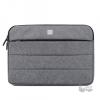 """SBOX TSS-064S Los Angeles 13,3"""" szürke táska"""
