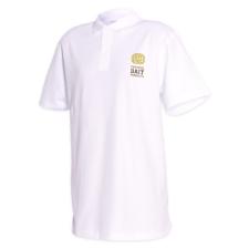 SBS sbs galléros póló (fehér) 39608 férfi póló
