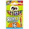 Scentos Scentos: 16 darabos illatos zsírkréta