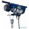 Scheppach Scheppach HRS 400 elektromos drótköteles csörlő-emelő