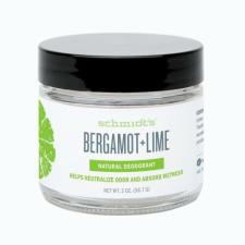 Schmidt's Alumínium mentes bergamott-lime dezodor - tégelyes 56,7 g dezodor