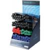 "SCHNEIDER ""133"" alkoholos marker, 1-4 mm, vegyes színekben, SIS, 80 db/display"