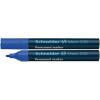"SCHNEIDER Alkoholos marker, 1-3 mm, fémházas, SCHNEIDER ""Maxx 230"", kék"