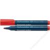 SCHNEIDER Alkoholos marker, 1-3 mm, kúpos, SCHNEIDER Maxx 130, piros (TSC130P)