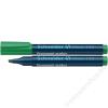SCHNEIDER Alkoholos marker, 1-4 mm, vágott, SCHNEIDER Maxx 133, zöld (TSC133Z)