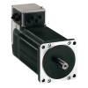 Schneider Electric Schneider ILS2K853PB1F0 Lexium ILS integrált hajtásos léptetőmotor, 3f léptetőmotorral, 85 mm, Ethernet/IP, 24…48 V