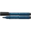 "SCHNEIDER ""Maxx 133"" 1-4 mm vágott fekete alkoholos marker"