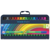 """SCHNEIDER Rostirón készlet, 1 mm, SCHNEIDER """"Link-it"""", összeilleszthető, 16 különböző szín (TSCLINKRV16)"""