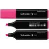 "SCHNEIDER Szövegkiemelő, 1-5 mm, SCHNEIDER ""Job 150"", rózsaszín"