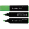 """SCHNEIDER Szövegkiemelő, 1-5 mm, SCHNEIDER """"Job 150"""", zöld"""